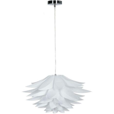 Lindby Smart lámpara colgante Lavinja, luz LED RGB