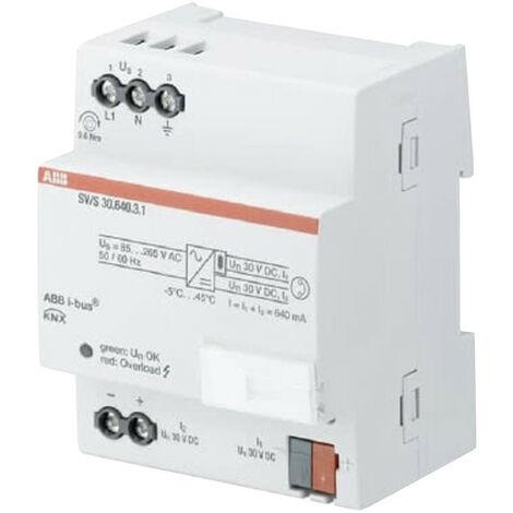 Línea de alimentación KNX ABB 640mA SV/S 30.640.3.1 KNXA0006