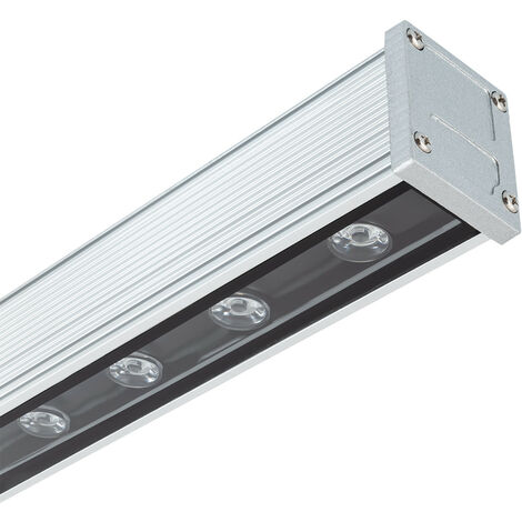 Linéaire LED Wallwasher 1000mm 18W IP65 High Efficiency