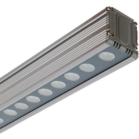 Linéaire LED Wallwasher 36W RGB IP65 RGB