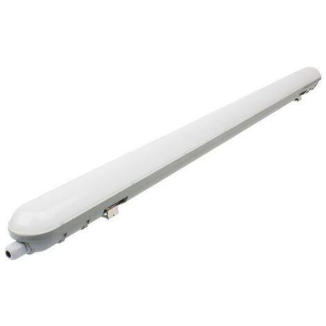 Lineal Led, 120cm, Philips driver 40W, Blanco frío