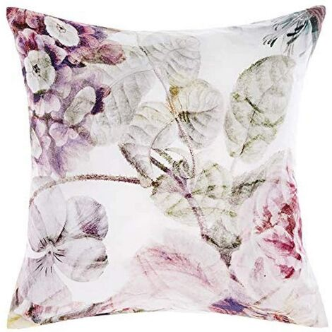 Linen House Ellaria Housewife Pillowcase (Pack of 2) (One Size) (Multicoloured)