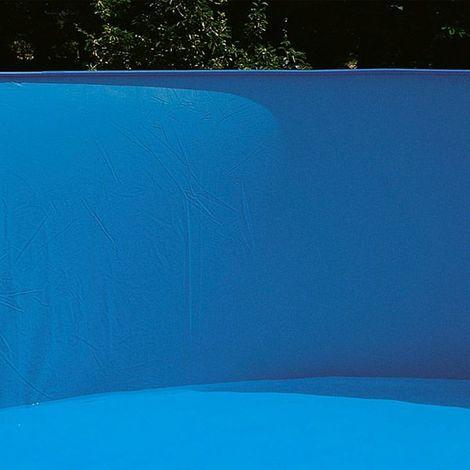 Liner 32/100 ème pour piscine métal ronde diamètre intérieur 3,60 m et 1,20 m. de haut.
