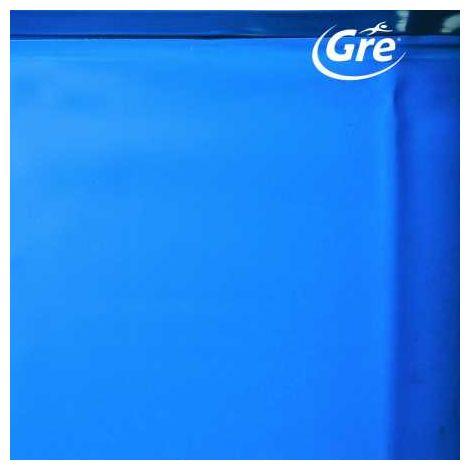 Liner azul para piscina ovalada 730x375x120 Gre/ San Marina - Cod. FPROV730 - Envío Urgente Hotel y Apartamentos Sierra Tejeda Inc