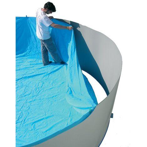 Liner de 132cm de alto para piscinas ovaladas