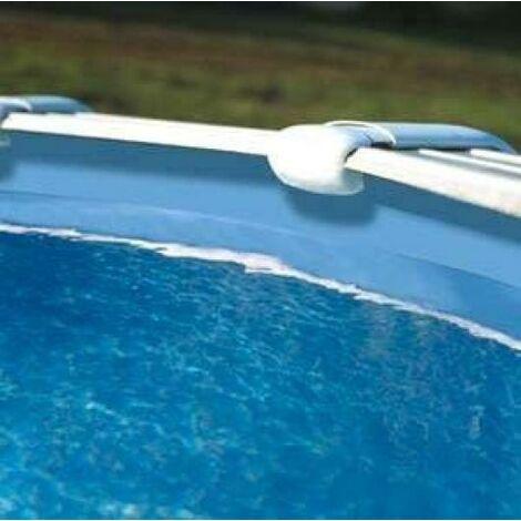 Liner ovalado fondo de piscina 40/100