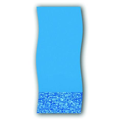 Liner Overlap Ø 3.65 x 7.31 SWIRL Bottom Blue SWIMLINE - LI1224SB