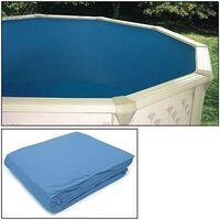 Liner pour piscine hors sol diametre 4.60 m 50/100 ieme