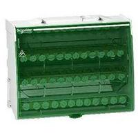 Linergy DS, répartiteur étagé tétrapolaire 125 A 4x12 trous (LGY412548)