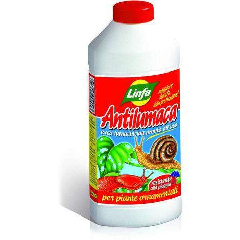 Linfa antilumaca esca lumachicida da giardino gr 500 ppo pronta all'uso