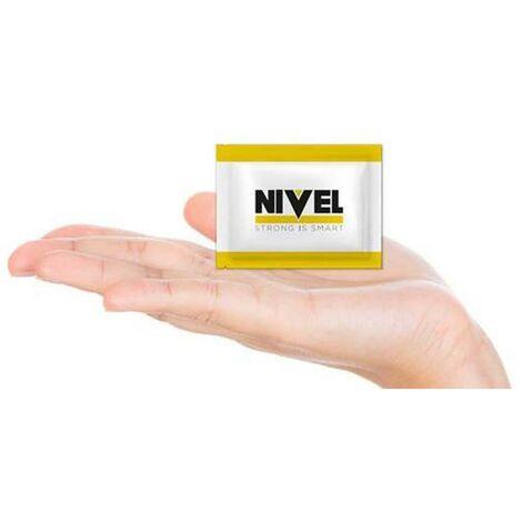 Lingettes désinfectantes hydroalcooliques 1U 8X0,3X6Cm Niveau 130063