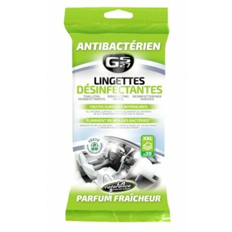 Lingettes Desinfectantes x35 GS27 CL180440