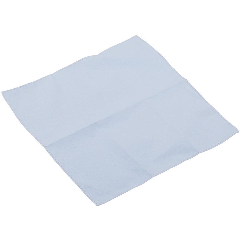 Lingettes imprégnées Bleu, 1 par Pack pour Applications différentes