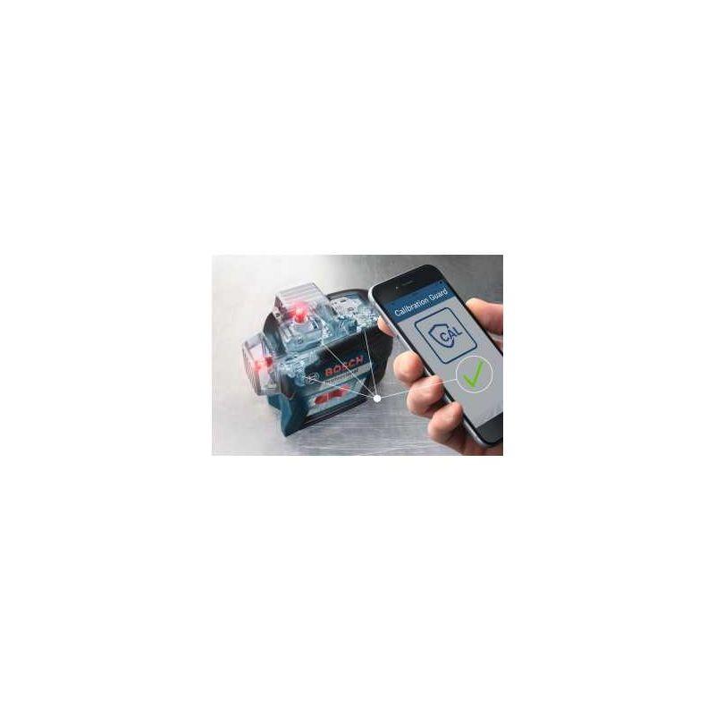 Laser Entfernungsmesser Für Draußen : Linienlaser gll c set und laser entfernungsmesser glm