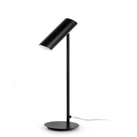 LINK LAMPE DE TABLE NOIR 1L GU10 11W