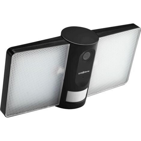 Link2Home LTHFLOODCAM Outdoor Smart Floodlight with Camera