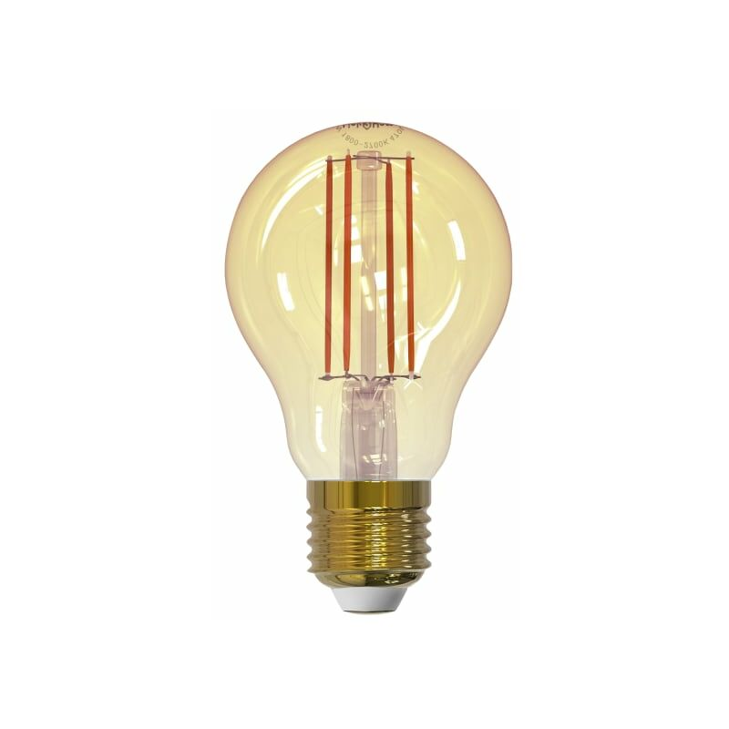 Image of Link2home Wi-fi Led Es (e27) Gls Filament Dimmable Bulb, White 470 Lm 5.5w