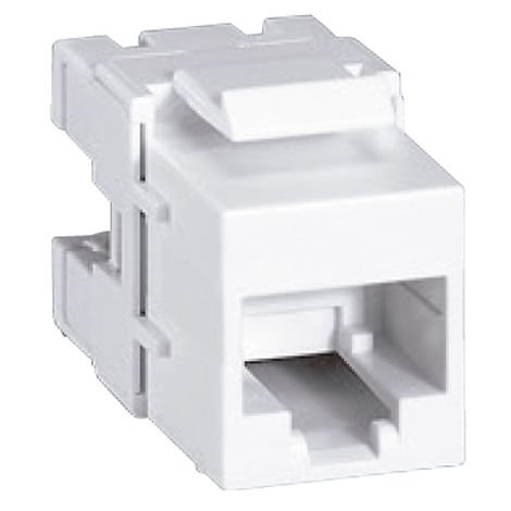 LINKEO RJ45 KEYSTONE CAT6 UTP LEGRAND 632705