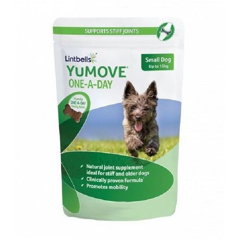 Lintbells YuMOVE Chewies Dog Supplement (S) (May Vary)