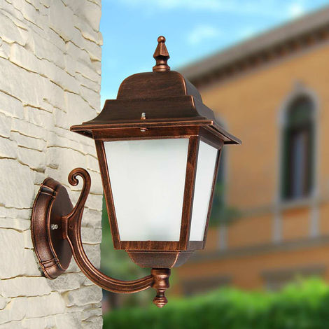 Linterna de pared de jardín Athena Liberti Design 4006-B5