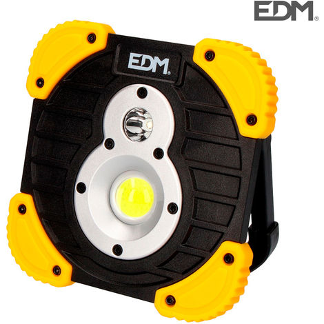 Linterna foco recargable led xl 750Lm EDM