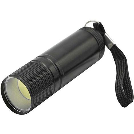Linterna LED Minimal IP65 (Pilas AA Incluidas) Blanco Frío 6000K | IluminaShop