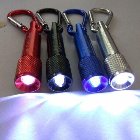 LINTERNA LED TUBULAR MINI 12LED+1LED FRONTAL