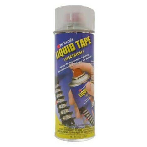 liquid aerosol electrical insulating tape Plasti Dip 175 ml transparent