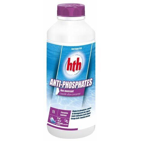 Liquide anti-phosphates hth 1L