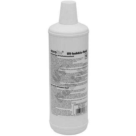 liquide bulles 1 litre pour les bulles de lumière rouge UV