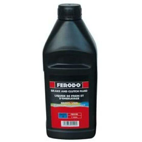 Liquide de frein FERODO DOT4 0.5L