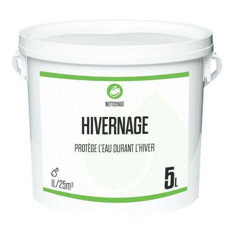 Liquide Hivernage - liquide 1l/25m3