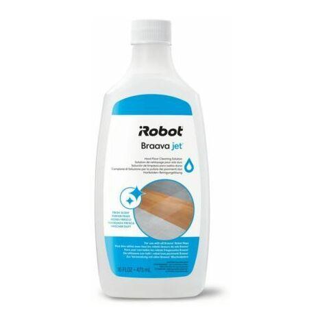 Liquide nettoyant et detergent (473 ml) pour aspirateur robot iRobot Braava