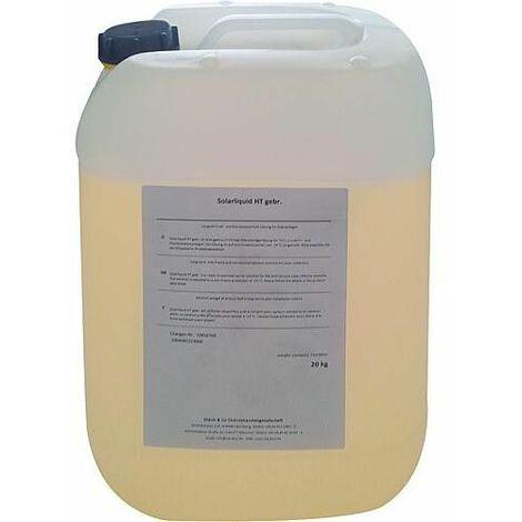 Liquide solaire HT pret a l'emploi, 20kg liquide clair, jaunatre