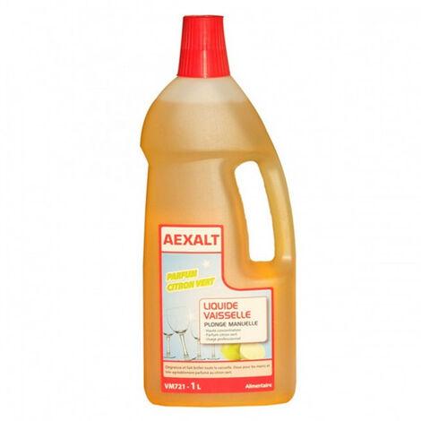 Liquide vaisselle citron haute concentration