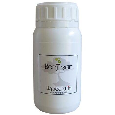Liquido per Jin e Shari (polisolfuro di calcio) certificato per bonsai (250 ml)