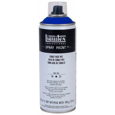 Liquitex Professional Spray Paint Can 400ml - Cobalt Blue Hue