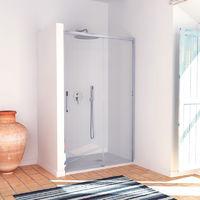 Lisboa mampara de ducha frontal deslizante