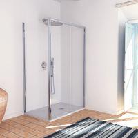 Lisboa mampara de ducha Lateral fijo