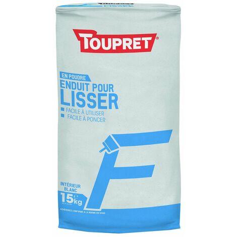 Lisser F Poudre TOUPRET 15Kg - BCELIS15