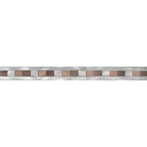 Listel Marron 60mm