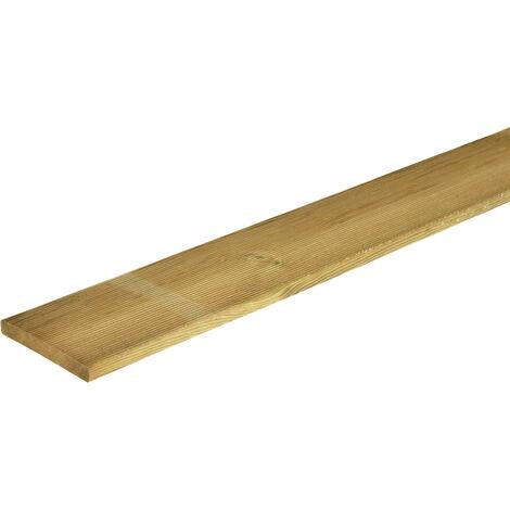 """main image of """"Listón de madera rayado tratado y cepillado 14,6x1,9x200cm"""""""