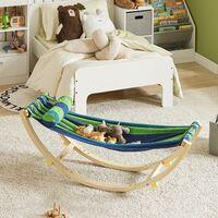 Bébé Enfant Sobuy® Hamac J Lit Longue Chaise Pour Kmb16 QdxthCBsro