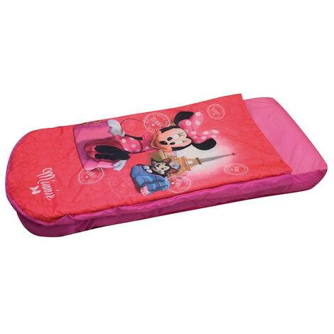 Lit gonflable avec duvet Minnie Mouse de Disney