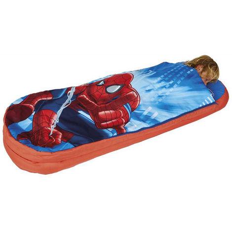 Lit gonflable junior ReadyBed Spiderman - Dim : 150 x 62 x 20cm -PEGANE-