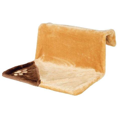 Lit radiateur 45 × 24 × 31 cm brun pour chat TRIXIE gamme jollypaw