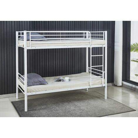 Litera singular as110 gris, estructura metalica reforzado ideal para crear un espacio divertido, elegante, funcional y lleno de estilo