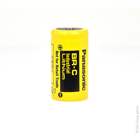 lithium battery BR-C 3V 5Ah FT