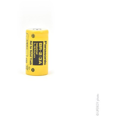 lithium battery BR2/3A 3V 1.2Ah FT