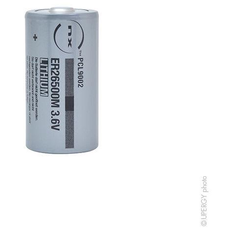 Lithium battery ER26500M C 3.6V 6.5Ah